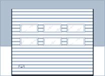 NASSAU 9000F product overview with multiple windows no passdoor