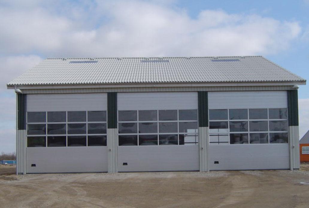 Nassau 9000M white with no doors