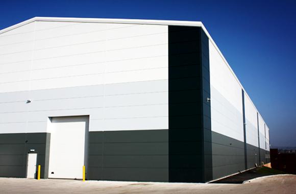 NASSAU UK goodwin sectional door
