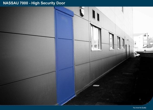 NASSAU high security doors