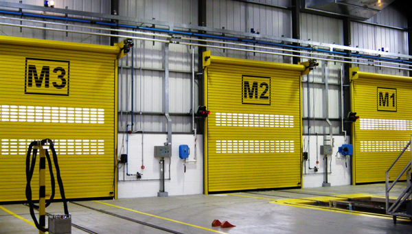 NASSAU roller shutters that are insulated