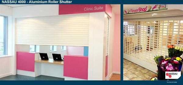 NASSAU roller shutters