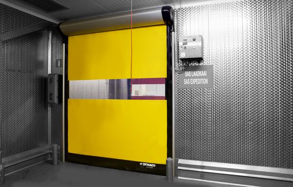 Dynaco d 313 highspeed door