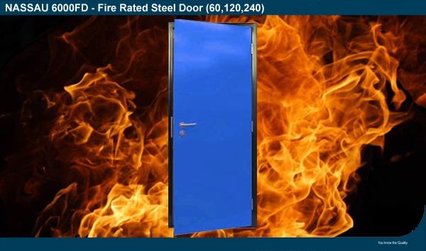 NASSAU fire doors