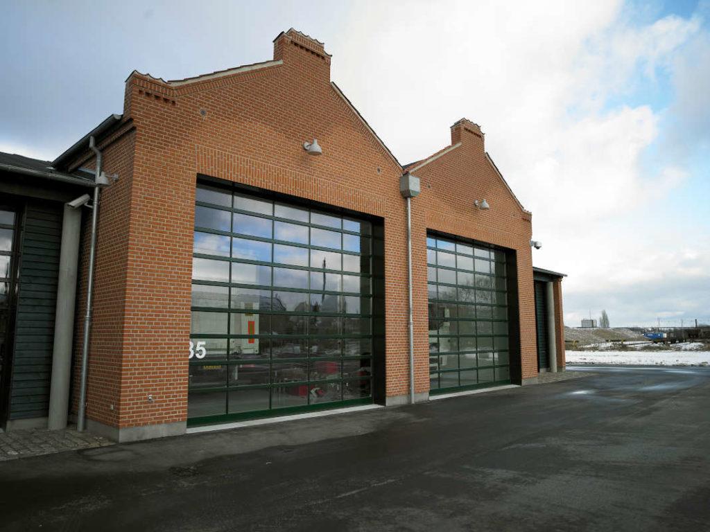 NASSAU 9000G Fire Station