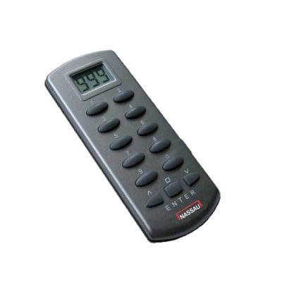 999-channel remote controller