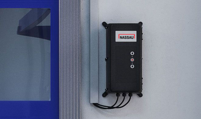 NASSAU 4000 electrical remote controller